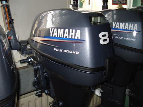 Yamaha Bootsmotoren Aufkleber by Yamaha Au 223 Enborder 8ps Klijzing Aussenbord