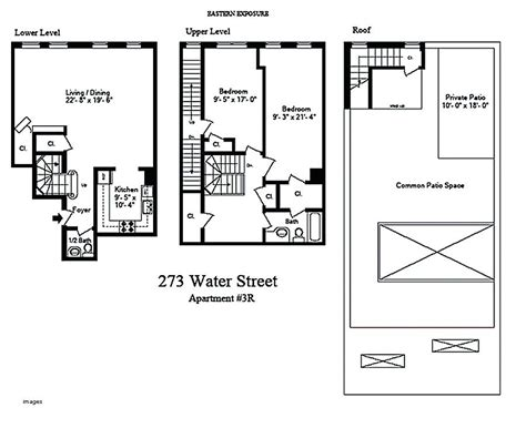 How To Draw Stairs In A Floor Plan by Stairs Floor Plan Two Staircase House Plans Fresh Floor