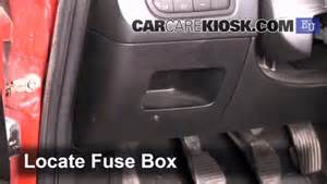 Fiat Punto Heater Fuse Location Interior Fuse Box Location 2005 2011 Fiat Grande Punto