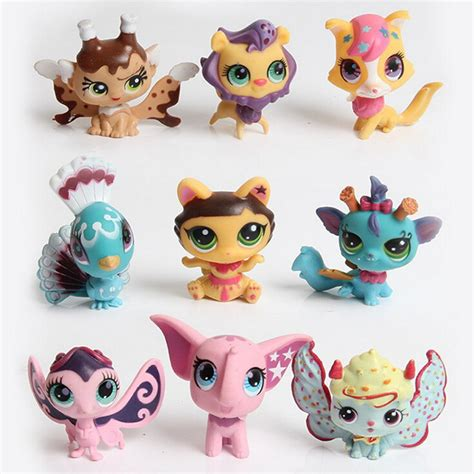 aliexpress toys 12pcs set children kids toys gift mini figures toys little