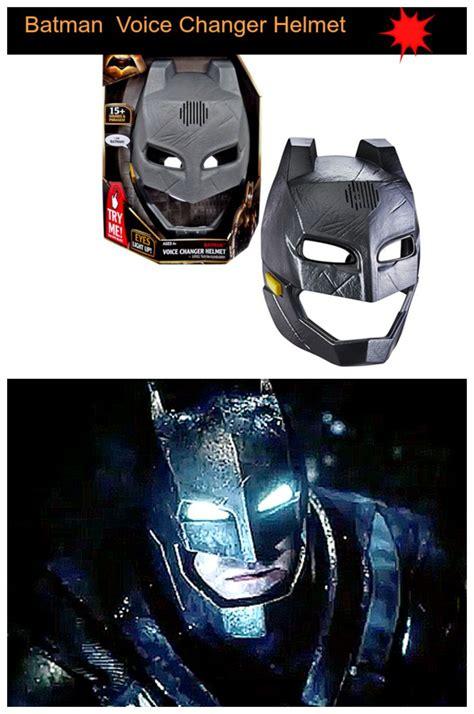 Voice Changer Batman Armor Helmet 17 best images about batman helmet on models