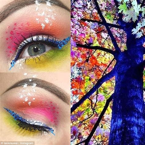 picasso paintings eye make up artist lexie lazear reimagines works of