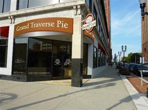 downtown lansing lunch options for grand traverse pie company in lansing picture of grand