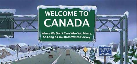 Funny Welcome by Winter In Canada Funny Pics Amp Comments O Canada