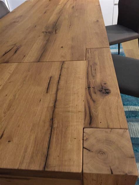 tavolo rovere allungabile tavolo artigianale allungabile rovere vecchio tavoli a