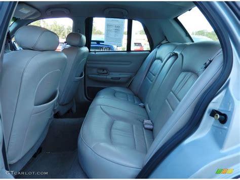 crown seats 2000 ford crown lx sedan rear seat photo