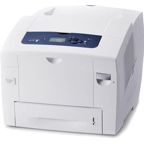 Mesin Xerox C 1000 xerox colorqube 8580dn color solid ink printer 8580 dn b h photo