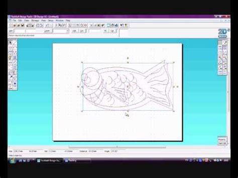 2d designer 2d design basic tutorial
