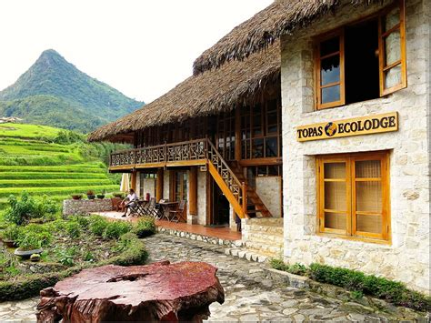 Eco Holidays In Eco Lodges by Topas Ecolodge Review Sapa Accommodation With