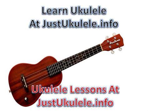 ukulele lessons easy easy to learn ukulele songs authorstream