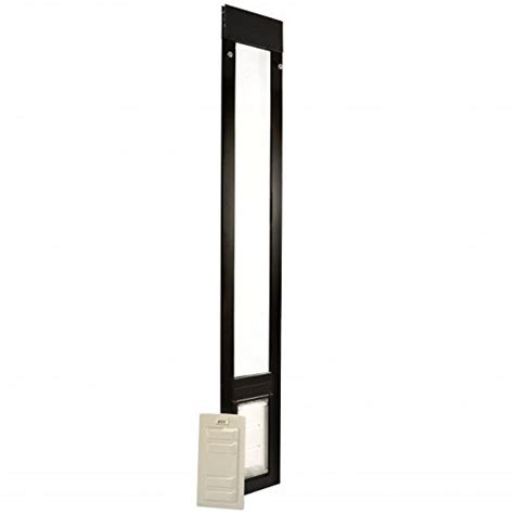Patio Pacific Thermo Panel 3e For Sliding Glass Doors With Patio Pacific Pet Doors