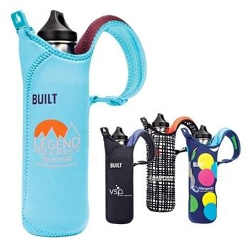 promotional water bottle tote bag not your average