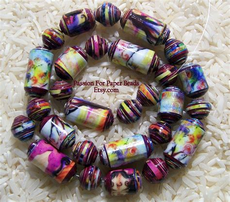 paper bead crafts paper bead help 183 craft 183 jewellery hardware 183 cut out