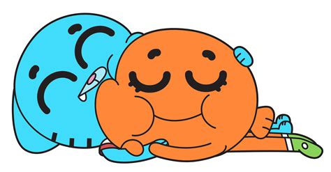 imagenes de gumball kawaii gumball hugs darwin by winnetito on deviantart