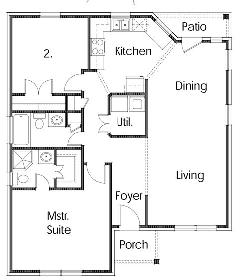 Free Small House Floor Plans Pdf Collections Of Small House Plans Pdf Free Home Designs