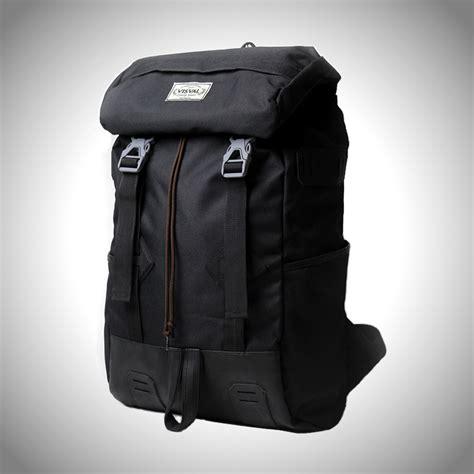 Tas Ransel Visval Raga Black jual tas ransel visval raga black tas laptop backpack
