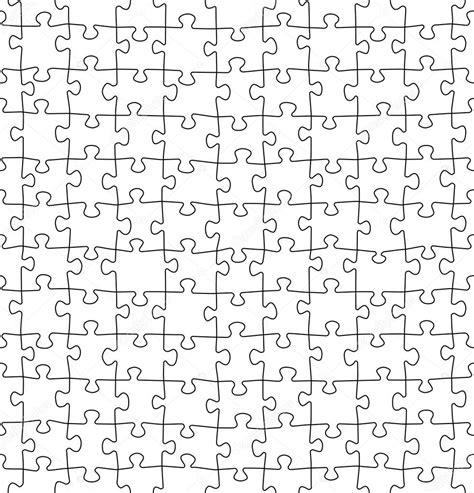 Puzzle Evamats 30 Cm X 30 Cm Motif Gambar Hewan seamless jigsaw puzzle pattern stock vector 169 antimartina 46583229