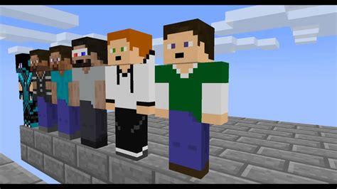 mine craft minecraft animation minecraft player school parkour