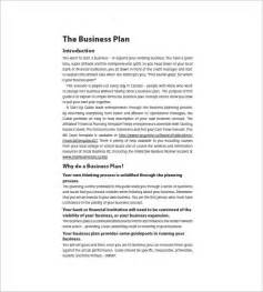 pdf business plan template startup business plan template 10 free word excel pdf