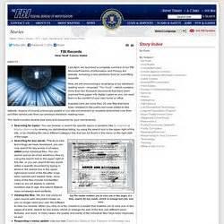fbi electronic reading room questionnements apprendre savoir pearltrees