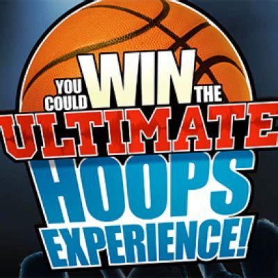 Ultimate Rewards Sweepstakes - kellogg s win the ultimate hoops experience oh yes it s free