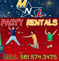 bounce house rentals in west palm water slide and bounce house rentals west palm a