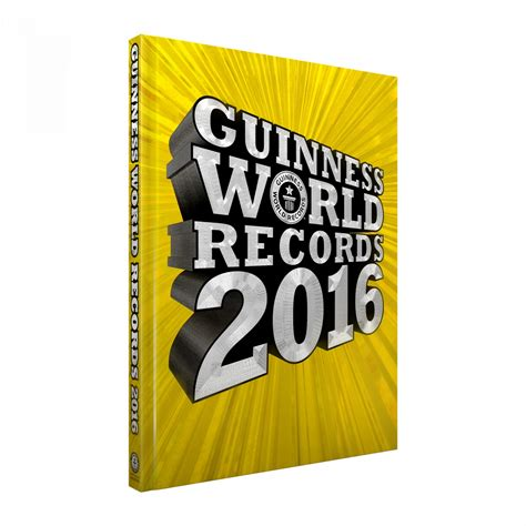 The Guinness World Records Store Guinness World Records 2016