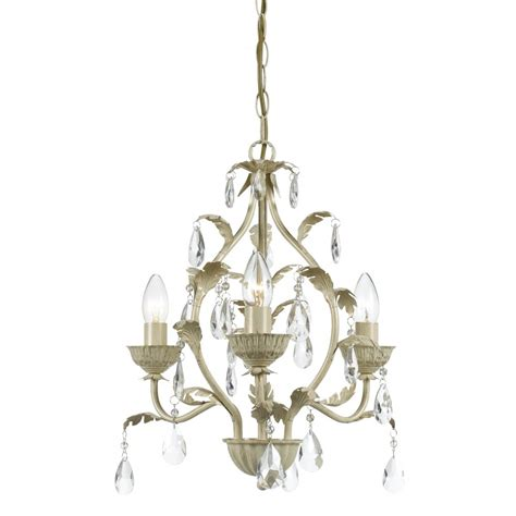 Small Gold Chandelier Small Charleston 3 Light Gold Chandelier