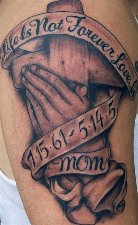 tattoo ideas for your mom 50 coolest memorial tattoos