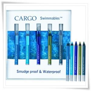 Cargo Liquid Shadow Collection by Cargo Summer In The City Eye Shadow Palette For Summer