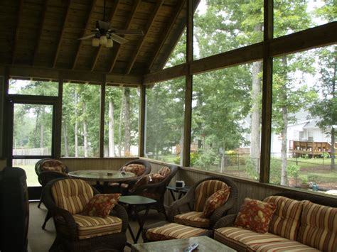 outdoor screen room screened porches chattanooga tn