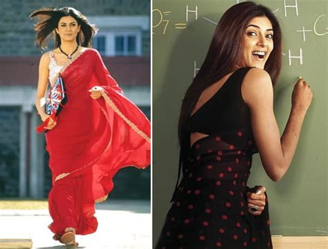 sushmita sen in main hoon na all time bollywood fashion outfits that created history