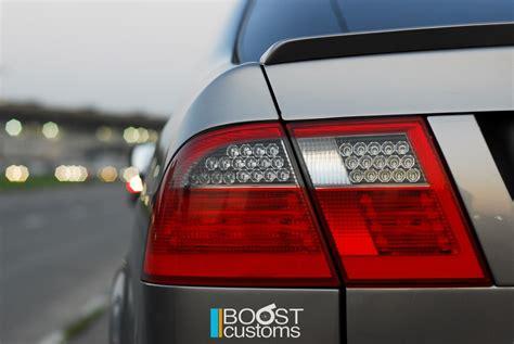 custom led lights saab 9 5 custom led lights buy at boostcustoms ca