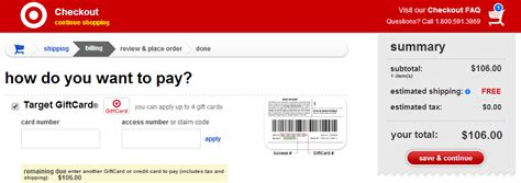 target redcard 5 discount on gift cards ways to save money when shopping - Where Can I Use A Target Visa Gift Card