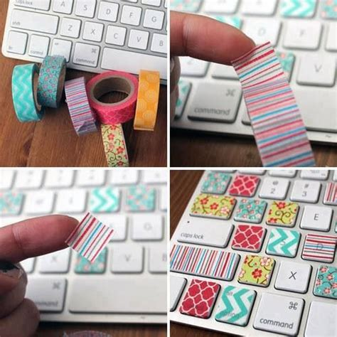 Decorate Laptop by Cool Way To Decorate Your Laptop Keyboard Just Random