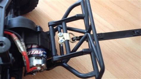 traxxas slash boat trailer rc traxxas slash hitched to rc boat trailer new youtube