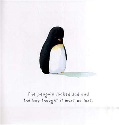 Lost Penguin by Lost And Found By Oliver Jeffers Waterstones