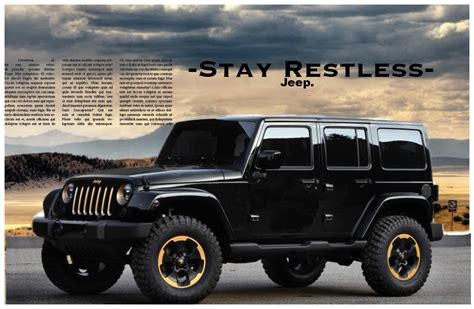 jeep ads project 10 car advertisement
