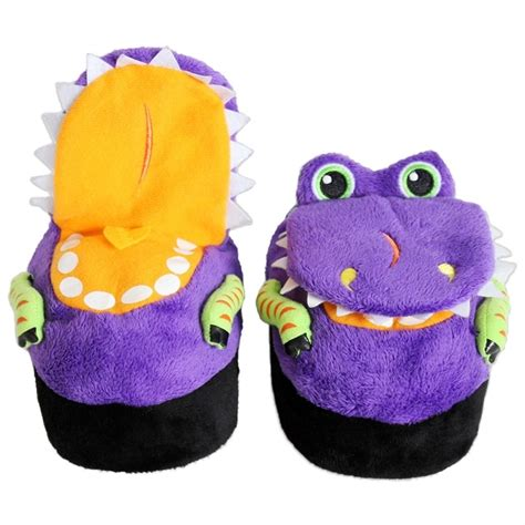 slippeez slippers you stick your toes in these slippeez shark slippers