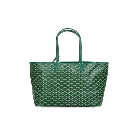 The Go Green Goyard St Louis Shopper Tote by 145 Best Images About Goyard On Bags St Louis