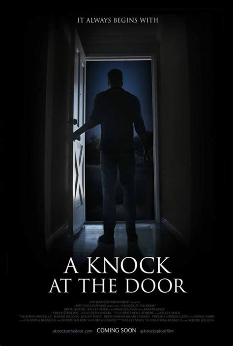 Knock At The Door by A Knock At The Door Poster