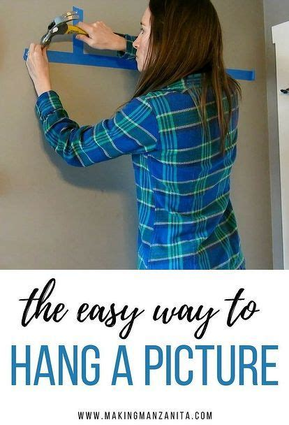 how to hang a picture how to hang a picture the easy way hanging pictures