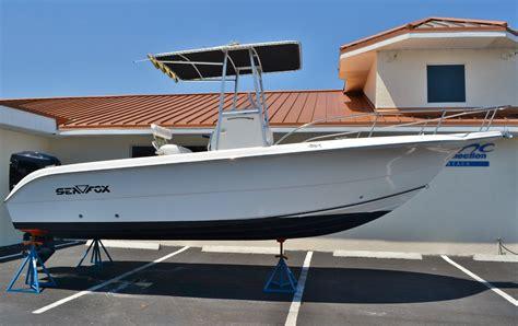 used 2004 sea fox 230 cc boat for sale in vero beach fl - Sea Fox Cc Boats For Sale