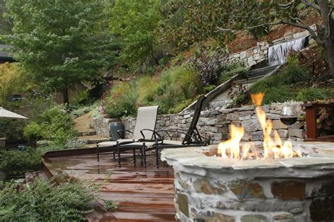 Landscaping For A Small Backyard by 20 Backyards With Stunning Waterfalls