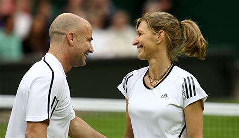 Steffi Graff Andre Agassi And Catherine Deneuve Complete Louis Vuitton Caign by Steffi Graf Junglekey Fr Image 300