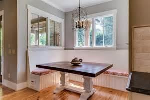 bench kitchen table set image