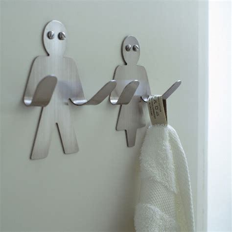 bathroom wall hooks towels make your bathroom bigger on the inside pivotech