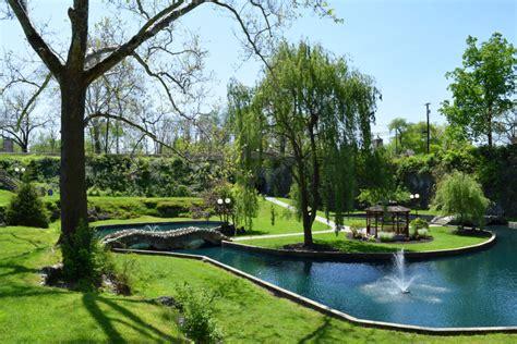 Sunken Gardens Huntington In by Sunken Gardens Experience This Beautiful Attraction In