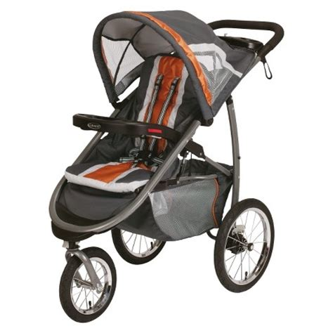 graco fastaction fold jogger click connect stroller target