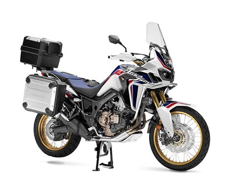 honda crfl africa twin review  test bikesocial